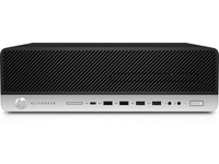 HP EliteDesk 800 G4, 3,2 GHz, Intel® CoreTM i7 der achten Generation, 8 GB, 256 GB, DVD±RW, Windows 10 Pro