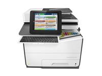 HP PageWide Enterprise Color Flow 586z, Thermal Inkjet, 2400 x 1200 DPI, 500 Blätter, A4, Direkter Druck, Schwarz, Weiss