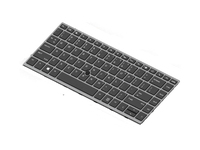 HP L14379-A41, Tastatur, Belgisch, Tastatur mit Hintergrundbeleuchtung, HP, EliteBook 745 G5
