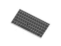 HP L13698-A41, Tastatur, Belgisch, HP, EliteBook 830 G5