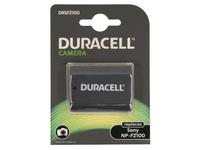 Duracell DRSFZ100, 2040 mAh, Kamera, Sony: NP-FZ100, A7R MkIII, A9:NP-FZ100, Alpha A9, 7,2 V, 14 Wh, Schwarz