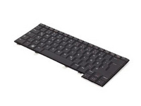 Dell Slim - Tastatur - hinterleuchtet - Deutsch