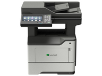 Lexmark MB2650adwe, Laser, 1200 x 1200 DPI, 650 Blätter, A4, Direkter Druck, Schwarz, Grau