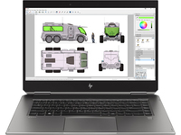 HP ZBook Studio x360 G5, i7-8850H, Win10Pro