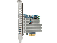 HP Z Turbo Drive - Solid-State-Disk - 1 TB - intern - PCI Express - für Workstation Z2 Mini G4 Entry, Z2 Mini G4 Performance