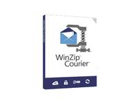 WinZip Courier - (v. 9) - Upgrade-Lizenz - 1 Benutzer - Volumen - Level J (5000-9999)