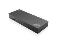 Lenovo ThinkPad Hybrid USB-C with USB-A Dock, Verkabelt, USB 3.1 (3.1 Gen 2) Type-C, 3,5 mm, 10,100,1000 Mbit/s, Lenovo, E580, E