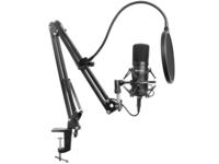 Sandberg Streamer USB Microphone Kit - Mikrofon - USB