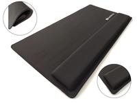 Sandberg Desk Pad Pro XXL - Tastatur- und Mauspad mit Handgelenkpolster