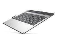HP L29965-041, QWERTZ, Deutsch, Touchpad, HP, Elite x2 1013 G3, Silber
