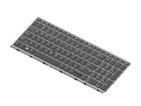 HP L29477-041, Tastatur, Deutsch, Tastatur mit Hintergrundbeleuchtung, HP, EliteBook 755 G5