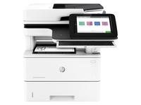 HP LaserJet Enterprise Flow MFP M528z, Laser, 1200 x 1200 DPI, 550 Blätter, A4, Direkter Druck, Schwarz