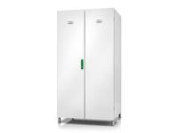 Schneider Electric Galaxy VS Classic Battery Cabinet - Config A - Batteriegehäuse - weiss