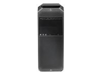 HP Z6 G4, 2,2 GHz, Intel® Xeon®, 32 GB, 256 GB, DVD±RW, Windows 10 Pro
