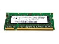 HP - DDR2 - 2 GB - SO DIMM 200-PIN - 800 MHz / PC2-6400 - ungepuffert