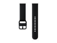 Samsung ET-SFR50, Band, Schwarz, Samsung, Galaxy Watch Active, Galaxy Watch (42mm), Gear Sport, Fluor-Elastomer, 20 mm