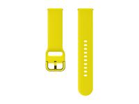 Samsung ET-SFR50, Band, Gelb, Samsung, Galaxy Watch Active, Galaxy Watch (42mm), Gear Sport, Fluor-Elastomer, 20 mm