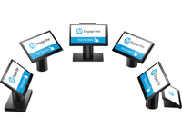 HP Engage One Black AIO 14