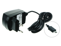 2-Power MAC0015A-EU, 230 V, 1 W, 4 V, Nokia, Schwarz, 48 mm