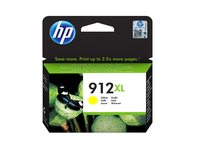 HP 912XL High Yield Yellow Org Ink Crt