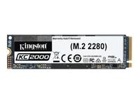 SSD Kingston KC2000 1000GB, PCIe NVMe