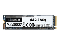 SSD Kingston KC2000 2000GB, PCIe NVMe
