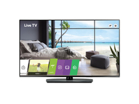 LG 49UT761H, 124,5 cm (49 Zoll), 3840 x 2160 Pixel, LED, Smart-TV, WLAN, Schwarz