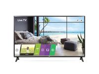 LG 32LT340C, 81,3 cm (32 Zoll), 1366 x 768 Pixel, HD, ATSC, Schwarz