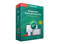 Kaspersky Internet Security 2020 - Box-Pack (1 Jahr) - 5 Peripheriegeräte (Frustration-Free Packaging) - Code in a Box - Win, Ma