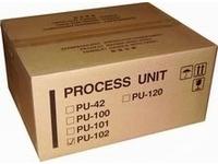 Kyocera PU 102 - Druckerprozesseinheit - für Kyocera FS-1018, FS-1118, FS-1118F MFP/KL3, FS-1118FDP MFP/KL3; FS-1020