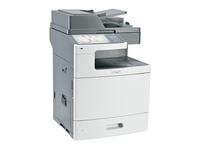 Lexmark X792de, Laser, Farbdruck, 1200 x 1200 DPI, Farbkopieren, 650 Blätter, A4