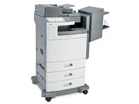 Lexmark X792dtse, Laser, Farbdruck, 1200 x 1200 DPI, Farbkopieren, 1750 Blätter, A4