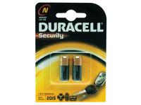 Duracell MN9100B2, Alkali, Zylindrische, 1,5 V, Schwarz, 13 mm, 27 mm