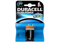 Duracell Ultra Power 9V 1 Pack, Single-use battery, 9V, Alkali, Fernglas, 9 V, 1 Stück(e)