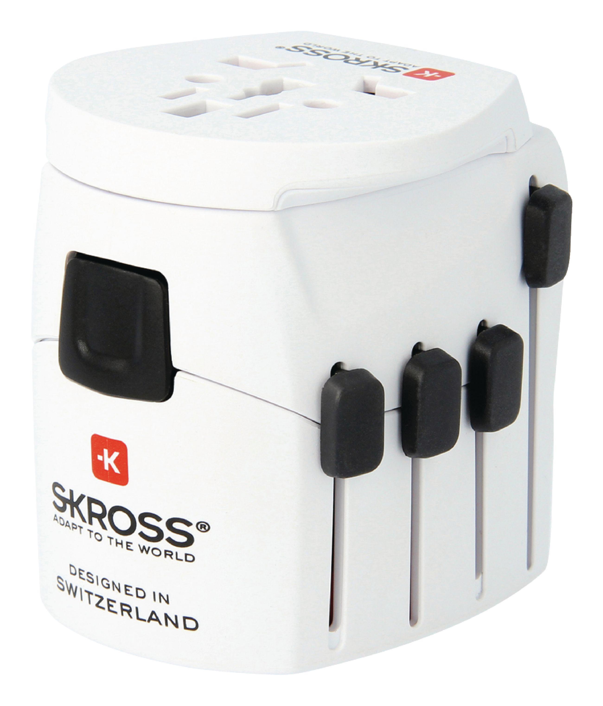 SKROSS World-Reiseadapter Pro World