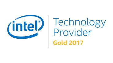 Intel Technologie Provider Logo